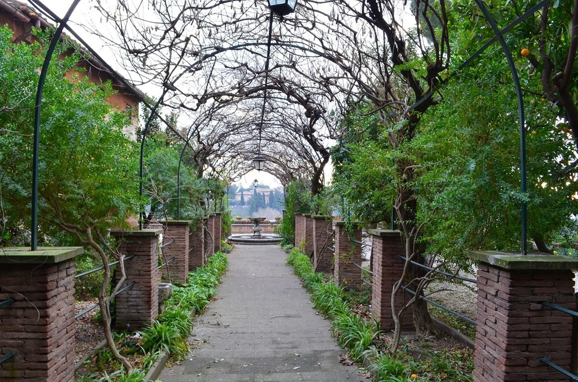 Giardino San Bonaventura